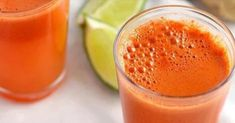 Fortaleça o sistema imunológico com suco de cenoura