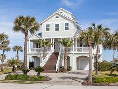 Sun Kissed - 5 bedrooms/3.5 baths - sleeps 13; beachside in Pointe West; Sand 'N Sea Properties LLC, Galveston, TX #sandnseavacation #beachside #vacationrental