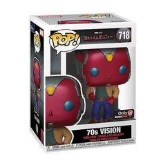 Funko Pop Avengers, Loki Avengers, Marvel Vision, Funko Pop Display, Funko Pop Anime, Marvel Gifts, Funko Pop Toys, Funk Pop, Funny Marvel Memes