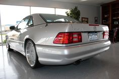 Bid for the chance to own a Supercharged 2000 Mercedes-Benz at auction with Bring a Trailer, the home of the best vintage and classic cars online. Mercedes 500sl, Mercedes Benz Canada, Mercedes Benz World, Mercedes Benz Trucks, Mercedes Benz G Class, Bmw Classic Cars, Classic Mercedes, E46 Touring, Benz S500