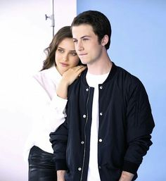 Dylan Minnette and Katherine Langford - Entertainment Weekly Photoshoot 159666749271546330 13 Reasons Why Poster, 13 Reasons Why Reasons, 13 Reasons Why Netflix, Thirteen Reasons Why, Series Movies, Movies And Tv Shows, Clay And Hannah, Alex Standall, 13 Reasons Why Aesthetic