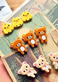 polymer clay charms pinterest - Buscar con Google