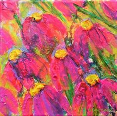 Echinacea by Sally Sarneski