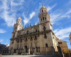 Catedral de Jaén. España. By Excmo. Ayuntamiento de Jaén.
