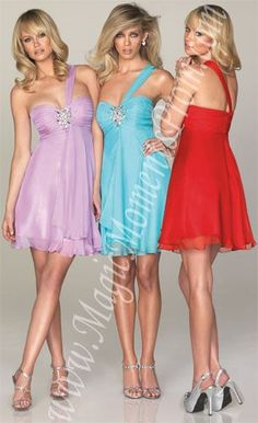 Pretty dress for Graduation Night Moves A467 $198 Love the choice of colors. prom?