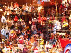 Descubre cuáles son los 5 mercadillos de Navidad más visitados de Europa.