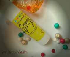 The Nature's Co. Pineapple Lip Pop Review, The Nature's Co. Pineapple Lip Pop, The Nature's Co. Lip Pop Review, TNC Pineapple Lip Pop Review, TNC Lip Pop, Best The Nature's Co. Products in India, Best Lip Balms in India, Organic Lip Balm in India