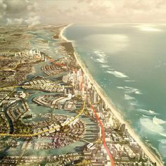 HASSELL | Projects - Gold Coast Rapid Transit Corridor Study Phase 2