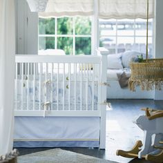Dylan Crib Bedding for Baby Nursery   Serena & Lily
