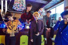 Winner | W Korea February Issue '16