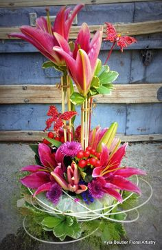 Kyla Beutler Floral Artistry callalily01@hotmail.com