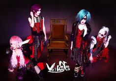 Vo't kaRma is a brand new band that had their debut in August. BUT…. they have no vocalist! ^^ Now, how is that possible? Well, as far as I understand, they use vocaloid technology and …