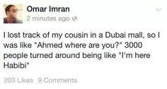 Ugh Muslim problems