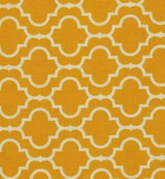 mustard @Amber Hennessey or something geometric like this, or stripes