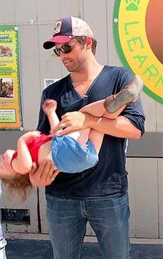 """Dad!Misha is everything """