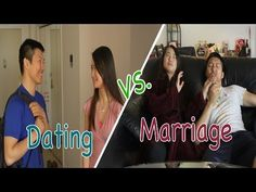 Dating Vs. Marriage - YouTube
