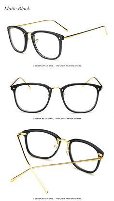 bcbac3cce7d Retro Fashion 2014 Korean Style Men Eyewear Women Round Clear Lens Frame  Metal Legs High Quality Unisex Plain Glasses Eyeglasses  5.99