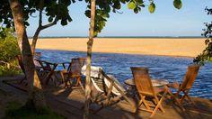 Hotel Fazenda Calá & Divino em Praia do Espelho Brasil | Splendia - http://pinterest.com/splendia/
