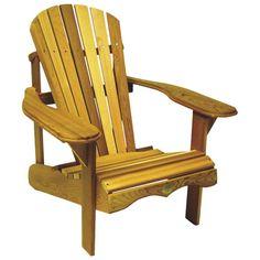 adirondack chair kit with pullout ottoman -nothbeam | ottomans, Hause und garten
