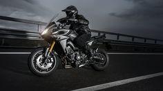 2015 Yamaha MT-09 Tracer - Matt Grey