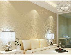 wallpaper wall bedroom - Google Search