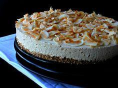 Coconut Cheesecake – The Coconut Mama