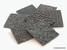 Great ideas to create your own texture sheets.