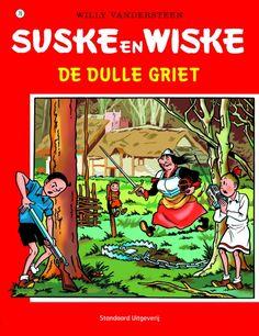 78 - Suske en Wiske - De dulle griet.