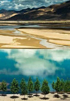 Landscape, Tibet