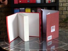 """AgentXpndble: No Man's Land - How to make """"mock"""" books in 1/6 scale (Barbie sized)"""