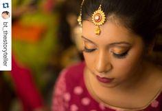 Soft Minimalistic Eyes with Bold Berry Lips #bridalmakeup #jaipurbridal #weddingsjaipur #bridallook #softeyes #wingedliner #browsonpoint #freshskin #jaipurbrides #makeupartistjaipur #hairdojaipur #highlightcontour #Repost @bt_thestoryteller with @repostapp.  Final touch! #bridal #bridalmakeup #bride #indianwedding #indianbride #northindianwedding #bigfatwedding #candidweddingphotography #candid  #candidweddingphotography #eyes #eyemakeup #bestoftheday #ig_daily…