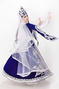Armenian Dance Costume