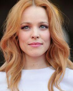 Rachel McAdams, aquí está muy guapa