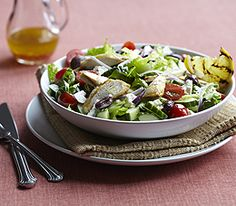 MyPanera Recipe: A Greek Grilled Chicken Salad
