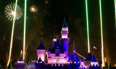 Disneyland. I've been to Disney World over 30 times. The magic never gets old. I need to feel the place it all began...