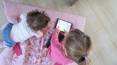 TIP: Met deze app is de tablet veilig voor kinderen: Het ipad gebruik veilig houden voor je peuter, kleuter, kind? Zonder aankopen te doen? Met de veilige MyBee app (gratis) voor je kids, kunnen ze leerzame spelletjes en filmpjes kijken!