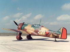 Fokker D21 Netherlands WWII