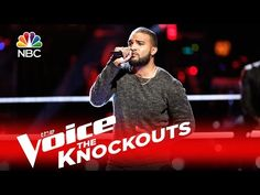 """The Voice 2016 Knockout - Bryan Bautista: """"Sorry"""" - YouTube"""