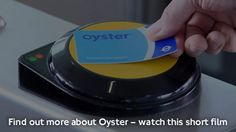 Transport for London: Visitor Oyster Cards