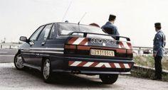 Zoom sur la Renault 21 2L Turbo