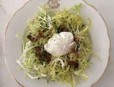 A classic French dish, this slightly indulgent salad takes under 20 minutes to make. Once you master poaching the egg youll be making this at every dinner party.