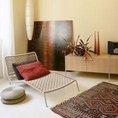 casa gabra  Now classic frog lounge by Piero Lissoni for Living Divani