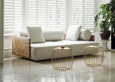 Furniture:Minimalist Sofa Designs For Perfect And Interesting Living Rooms Nice Minimalist Sofa Design For Living Room Interior Diy Living Room Furniture, Room Furniture Design, Sofa Furniture, Deco Furniture, Wooden Furniture, Sofa Scandinavian, Designer Couch, Modern Sleeper Sofa, Modern Couch