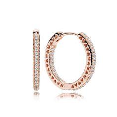 8c38bdba4 Pandora Harmonious Hearts Chime Rose Gold Necklace 38729990 | Luxury  Watches | Pandora jewelry, Jewelry, Pandora