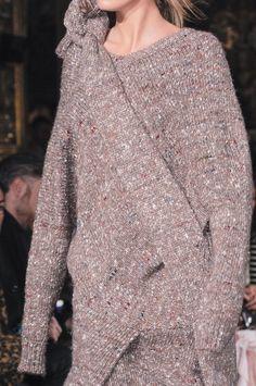 Stella McCartney at Paris Fashion Week Fall 2014 - StyleBistro