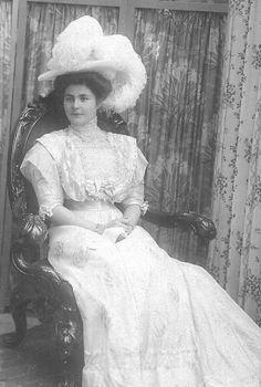Her Serene Highness Princess Christoph Martin III of Stolberg-Roßla (1891-1977) née Her Serene Highness Princess Ida Reuss zu Greiz