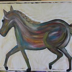 """""""spirit"""" / wild spirit horse"""