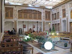 عکس هتل آنتیک ملک التجار یزد 9