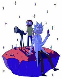 Rick and Morty imagenes En Español Morty Smith, Rick Und Morty, The Best Series Ever, Science Fiction Art, Diy Canvas Art, Doodles, Art Ideas, Wattpad, Characters