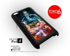 AJ 3925 Paul Walker In Memoriam - iPod 4 Case | toko6 - Accessories on ArtFire